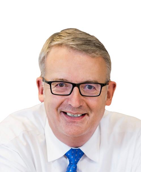 Dirk Beenken, geschäftsführender Direktor der wbg