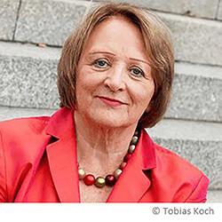 wbg-Autorin Sabine Letheusser-Schnarrenberger