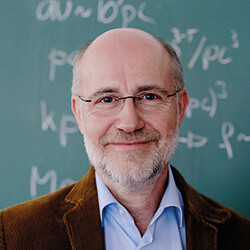 wbg-Autor Harald Lesch