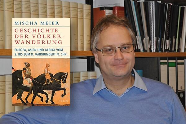 Mischa Meier, Träger des Wissen!-Sachbuchpreises