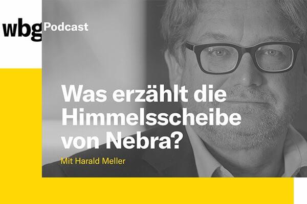 Was sagen Sie dazu? #16 – »Was erzählt die Himmelscheibe von Nebra?« mit Harald Meller
